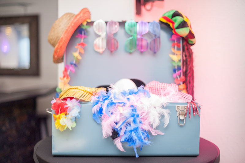Pack accessoires Photobooth